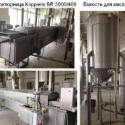 Фритюрница Koppens BR 3000/400