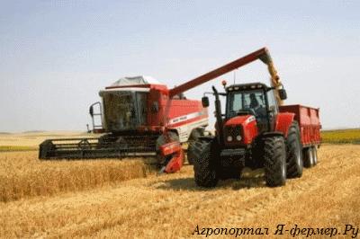 Развитие сельского хозяйства в России
