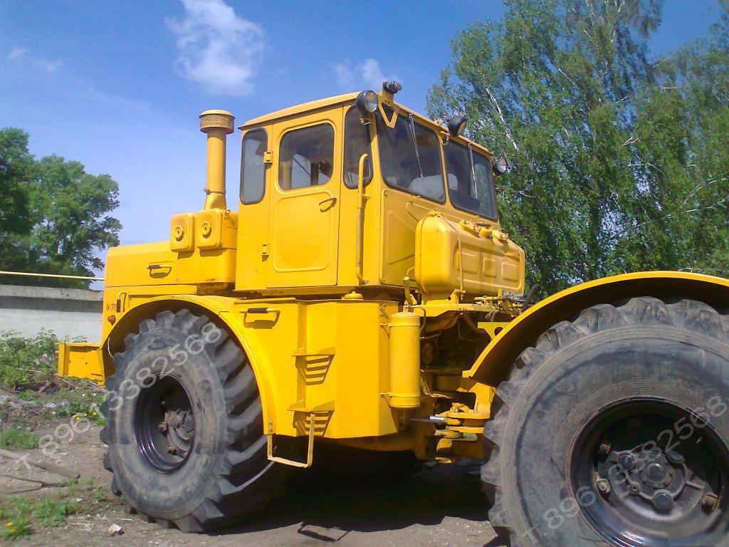 Тракторы ПТЗ (Кировец) К-744 в РОССИИ - сравнить цены и.