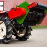 Ботворезка к японским мини-тракторам