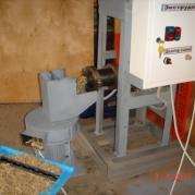 Экструдер-гранулятор для кормов