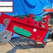 Картофелекопалка, японские мини-трактора