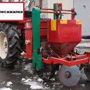 Картофелесажалка к японским мини-тракторам