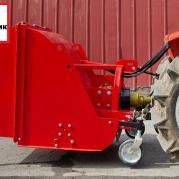 Косилка-подборщик для японских мини-тракторов