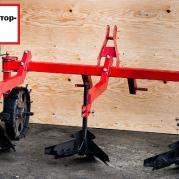 Культиватор-окучник для японских мини-тракторов