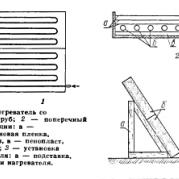 Водонагреватель, использующий энергию солнца